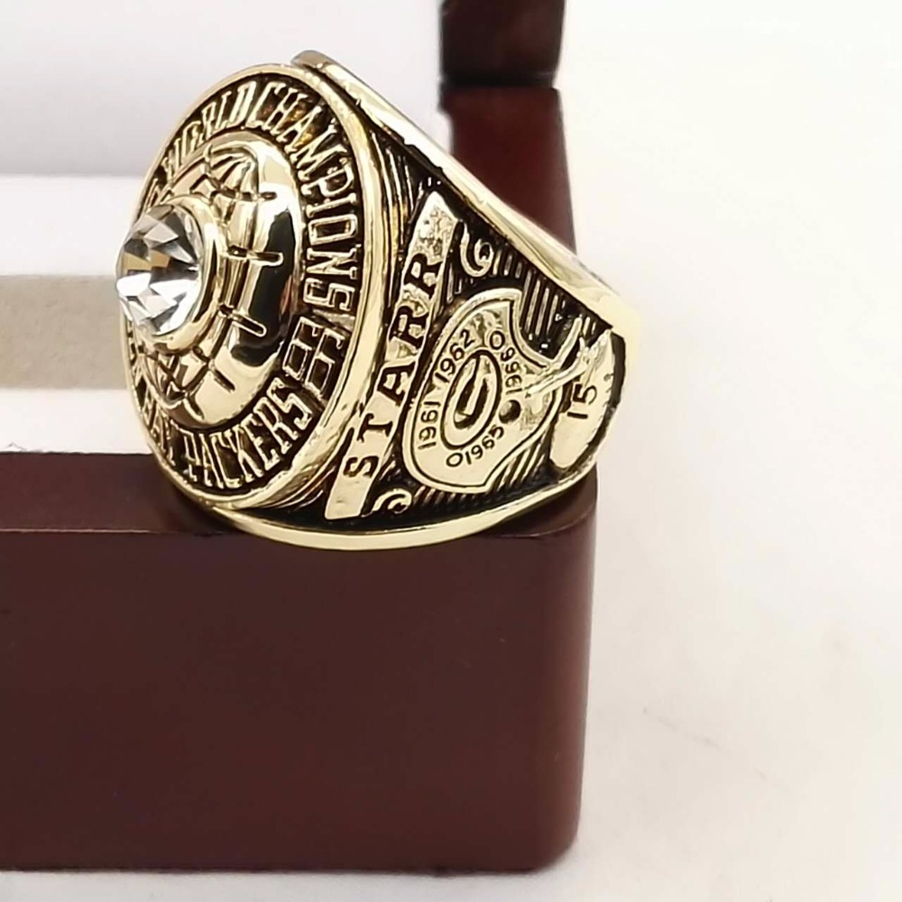 1966 1967 Green Bay Packers Super Bowl I Replica Ring With