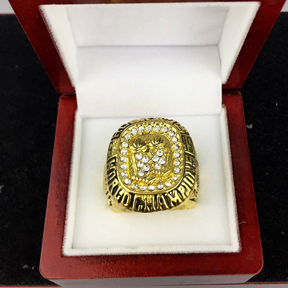 Houston Rockets Nba Championships: 1995 Houston Rockets NBA Championship Ring