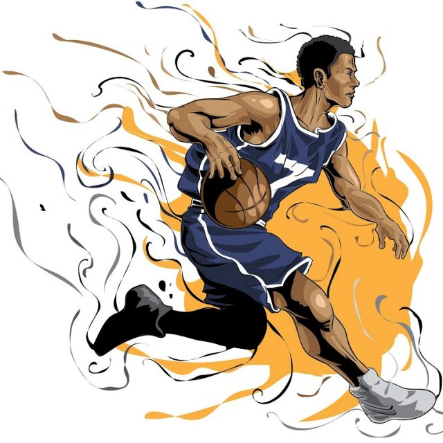 history of basketball featured image